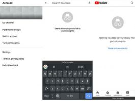youtube incognito - anonymous youtube