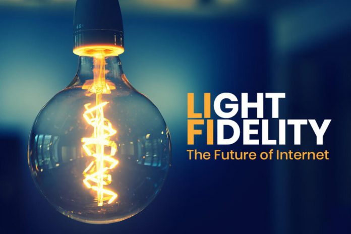Light-Fidelity. Did you know?