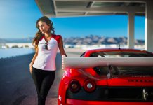 The Beauty that Sports Cars Possess